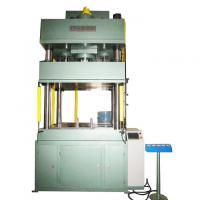 Quality 315T Green Vertical Hydraulic Injection Moulding Machine For Metal Sheet for sale