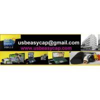 China Original China factory for usb easycap DC60 Video Capture Card Adapter USB DVR Ezcap USB Easy Cap DC for sale