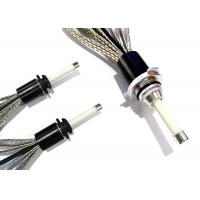 Buy Canbus All In One Motorcycle LED Headlight Bulb Replacement IP68 CE RoHS at wholesale prices