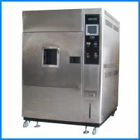 Quality Simulated Anti Weather Rubber Xenon Test Chamber with PLC Touch Screen for sale