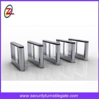 China Smart Swing Barrier Gate Security 304 Stainless Steel 2-3 Seconds Opening / Closing on sale
