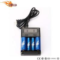 Quality LOZD battery charge for 18650 26650 18350 batteries Nitecore I4 all kinds of dry batteries charger for sale