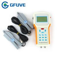 Buy cheap 45-65Hz Protection Relay Test Equipment , Double Clamp Digital Phase Angle Meter from wholesalers