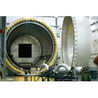 Quality Pressure Impregnation Industrial Composite Autoclave For Wood Industry ISO ASME Listed for sale