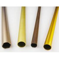 Quality Round Aluminum Extruded Tubing Extruded Aluminium Profiles With CNC Machining for sale