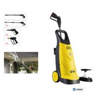 Quality Portable high pressure car washer 1400w / 1600w / 1800w handle reel for sale