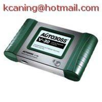 Quality Original autoboss v30,update via internet,Spanish and English--hot selling for sale