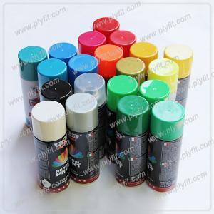 Quality Chrome Metallic Acrylic Spray Paint 400ML Acrylic Aerosol Paint for sale