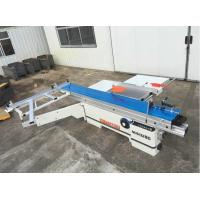 Quality woodworking machine format sliding table saw panel for wood cutting for sale