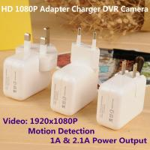 Quality 1080P Mini Adapter CCTV Surveillance DVR Spy Camera Motion Detection US/EU/UK Plug Charger for sale