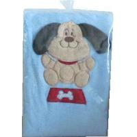 Buy cheap Embroidery Coral Fleece Baby Blanket (LYBB) from wholesalers