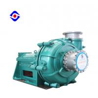 Quality Mining Industry Using Horizontal Slurry Pump Anti - Abrasive With Mechnical Seal for sale