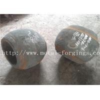 Quality F60 Duplex Stainless Steel Ball Valve Forging Rough Machined Custom Forgings for sale