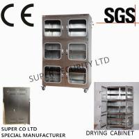 Quality Desiccant Nitrogen Dry Box Rustproof Floor standing , Dehumidification for sale