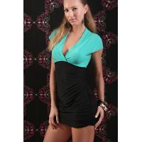China Sexy Girl Deep-V Bodycon Party Club Wear for sale