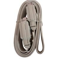 Buy cheap Male To Male Flat Scart Cable Gray 25ft , 10M , Customized from wholesalers