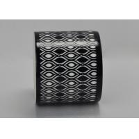 Buy Refillable Cylinder Tealight Candle Holder , Ceramic Candle Warmer at wholesale prices