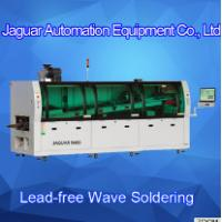 Quality Lead-free soldering iron wave soldering machines PCB width 60-450mm for sale
