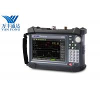 China Verify cell site Cable Antenna Analyzer RF transmission settings cable feedline on sale