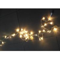 Quality Waterproof LED Curtain Fairy Lights 5m 240LEDs 40-60 Branch Length For Indoor for sale