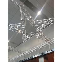 Buy Silver Aluminum Circle Truss / Star Arch Truss For Lighting at wholesale prices