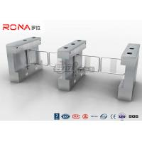 Quality Waterproof Swing Gate Turnstile SUS304 Access Control By Swiping Card RFID for sale