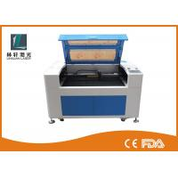 China 10.64μM Wavelength CO2 Laser Cutting Machine For Wooden Toys Engraving on sale