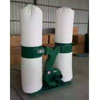 Quality MF90 Electric Industrial Cloth double bag dust collector for table saw for sale