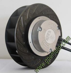 Quality EC Fan-Centrifugal Fan with EC Motor 250 for sale