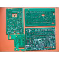 Quality Custom CEM-1 Lead Free HASL Single Sided PCB Immersion Silver Double Layer for sale
