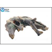 Quality Non-toxic Fish Aquarium Craft Simulation Tree Root Shaped Resin Fish Decorations for sale