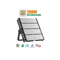 Quality 1 - 10v or PWM dimmable 200 watt led flood light 90 degree beam angle  for sale