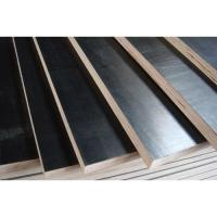 Quality Poplar Core Film Faced Plywood High Strength With Smooth Surface Treatment for sale