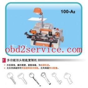 China obd2service wholesale 100-A2 wenxing key copy machine on sale