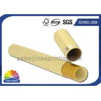 Quality Various Color Cardboard Paper Packaging Tube Round Cardboard Paper Cans for sale