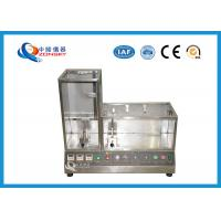 Quality High Precision Flammability Testing Equipment / Combustion Test Equipment for sale