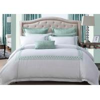 Quality Simple Modern Bedding Sets 100% Cotton Embroidered With Twin / Queen / King Size for sale