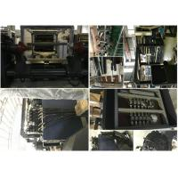 Quality Large Format Roll Paper Sheet Cutting Machine With PLC And Operation Interface for sale