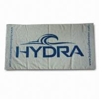 Quality Beach Towel, Customer's Logos are Accepted for sale