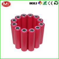 Deep Cycle Life 12v Rechargeable Battery Pack 18650 Sanyo Li Polymer Type