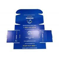 Buy Coated Paper Custom Printed Mailer Boxes , Garment Storage Mailing Cardboard Boxes at wholesale prices