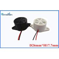 Buy Single Tone Mechanical Buzzer 12g With Wire Audio Components 85dB at wholesale prices
