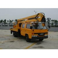 Quality Reliable 17m Aerial work platform machines used in construction XZJ5063JGK for sale