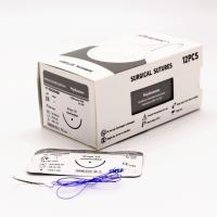 Buy Polydioxanone monifilament(PDO/PDS) surgical sutures with needles at wholesale prices