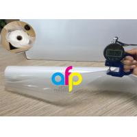 Buy Transparent Thermal Lamination Film , Moisture Proof Plastic Laminating Roll Film at wholesale prices