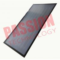 China High Performance Flat Plate Solar Collector CE / PED Approved Ultrasonic Welding on sale