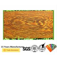 Buy 3D Stable Heat Transfer Powder Coating High Imitation Wood Grain SGS Approval at wholesale prices