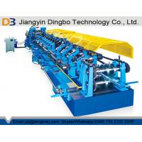 Buy cheap Automatic Sizes Adjustable C / Z Shaped Purlin Roll Forming Machine from wholesalers