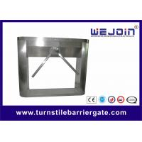 China Metro Tripod Turnstile Gate access control Double Direction on sale