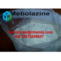 Quality Mebolazine CAS 3625-07-8 Muscle Building Prohormone Steroids Supplements for sale